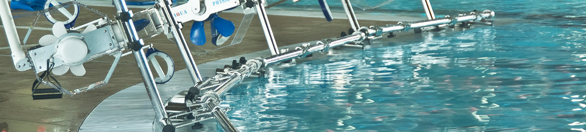 Equipment & Solutions for AQUA TRAINING